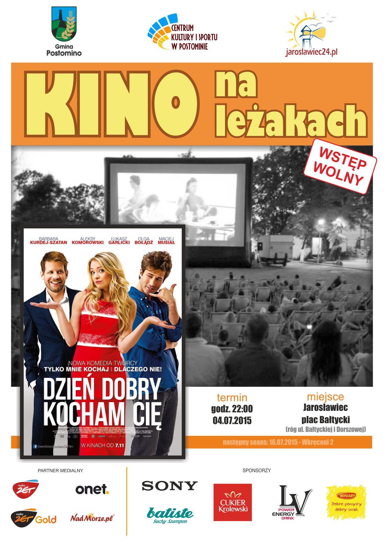 kino 2015 - seans 1