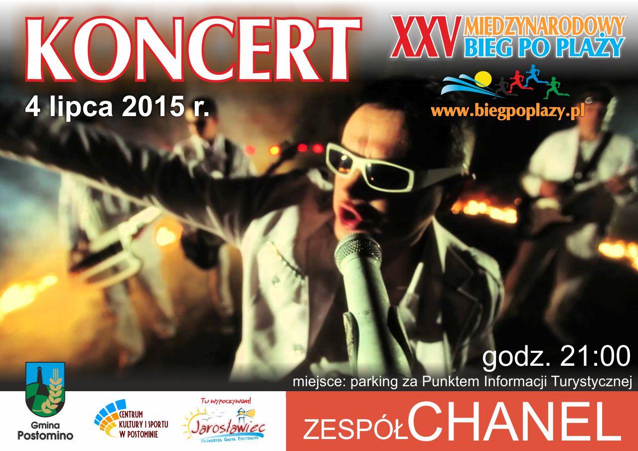 koncert - chanel